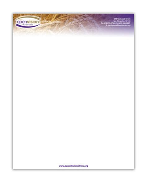 free church letterhead templates best photos of church stationery templates free church letterhead templates exles of
