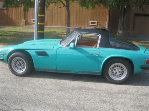 tvr 2500m for sale 1974 tvr 2500m bring a trailer