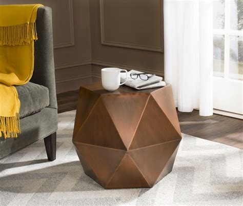 Unique Side Tables Living Room 50 Unique End Tables That Add The Living Room Finish