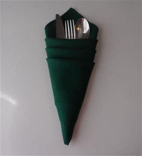 Paper Napkin Folding With Silverware - 25 best ideas about folding napkins on