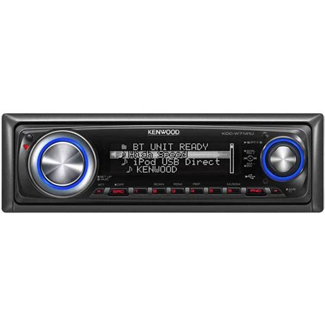 Kenwood Cd Mp3 Usb kenwood kdc w7141uy cd mp3 wma car stereo rear ipod usb kdc w7141uy from kenwood
