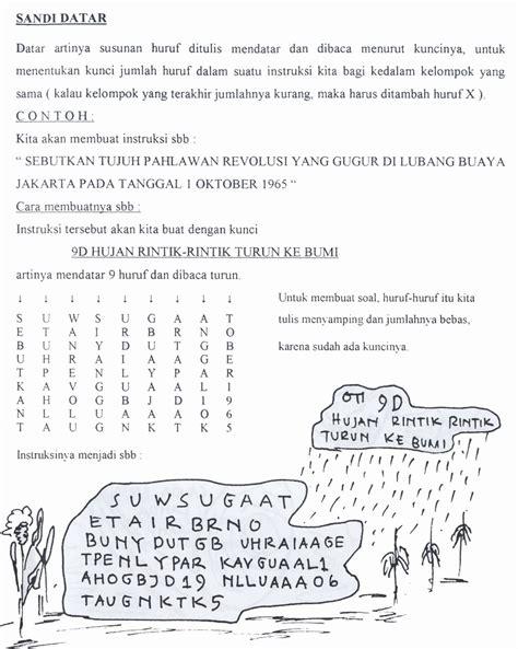 Promo Silang 1504 Oke sandi sandi pramuka ilham s