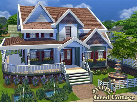 Mod The Sims Big Family Small Budget 5 A Large Family House With 5 Bedrooms And 3 Baths Found In