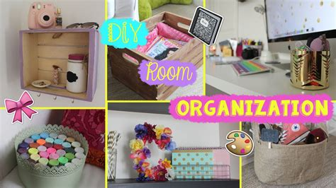 diy room decor and organization let s get organized diy room organization room decor