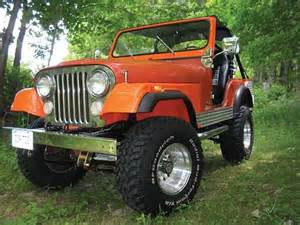1976 jeep cj5 guns motors