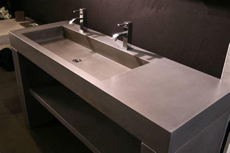 waschbecken aus beton beton waschbecken designer vintage waschbecken
