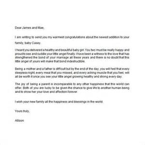 Business Letter Template Congratulations New Position sample congratulation letter 10 free documents download