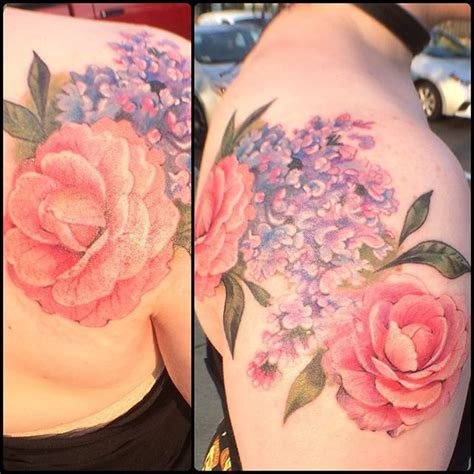 lilac rose tattoo 17 best ideas about lilac on lavender