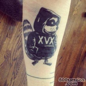 xvx tattoo meaning raccoon tattoo designs ideas meanings images