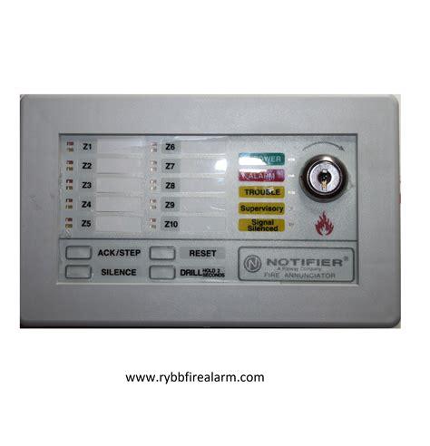 Jual Yunyang Announciator Alarm Panel Circuit 10 Zone Steel lite led 10 alarm annunciator rybb alarm