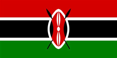flags of the world kenya alt flag republic of kenya by aliensquid on deviantart