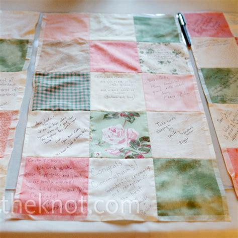 guest book quilts are so cool different fabric of course