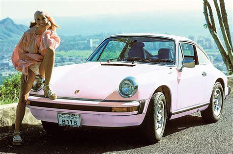 pink porsche 911 the quot 36 24 35 quot 1968 amc amx