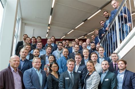 Study Mba In Denmark by Welcome To The New Class 48 Participants 19 Countries