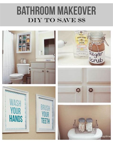 Cheap Bathroom Storage Ideas Bathroom Makeovers Bathroom And Diy And Crafts On