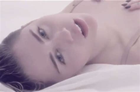 miley cyrus in the bathtub miley cyrus quot adore you quot official music video mjsbigblog