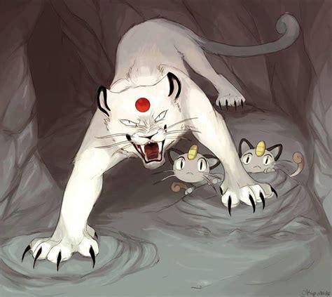 Pokémon Origins: #053 Persian   Pokémon Amino