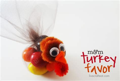 How To Decorate Pot At Home turkey favor thanksgiving craft live craft eat