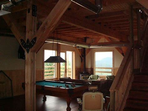Timber Frame Garage With Living Quarters by 30 Best Images About Barns With Living Quarters On