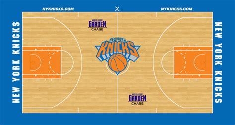 york knicks stadium logo national basketball
