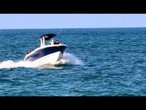 lsn boats robalo center console youtube