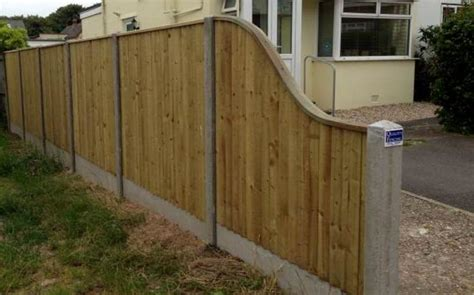 Shaped Fence Panels Gallery