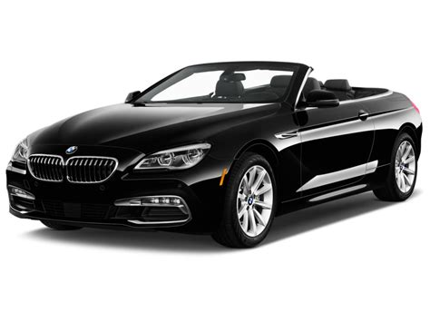 Image: 2018 BMW 6 Series 640i Convertible Angular Front