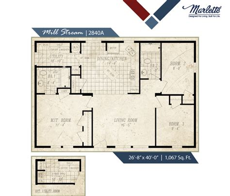 Marlette Floor Plans | columbia manufactured homes marlette manufactured homes