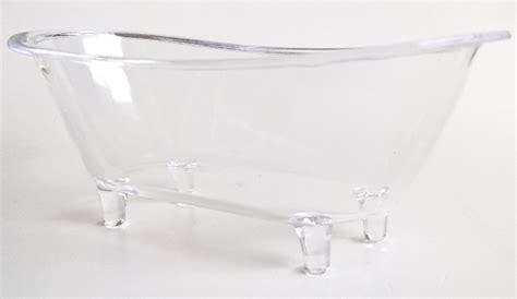 durchsichtige badewanne soap seife und mehr
