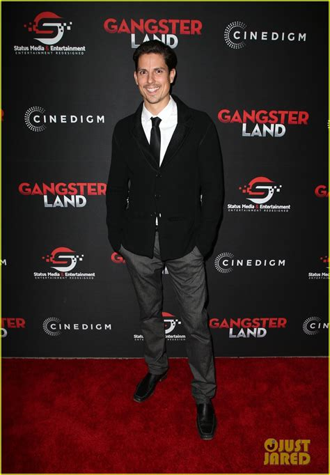 movie club gangster land by sean faris and milo gibson sean faris gets support from wife cherie daly at gangster land premiere watch trailer