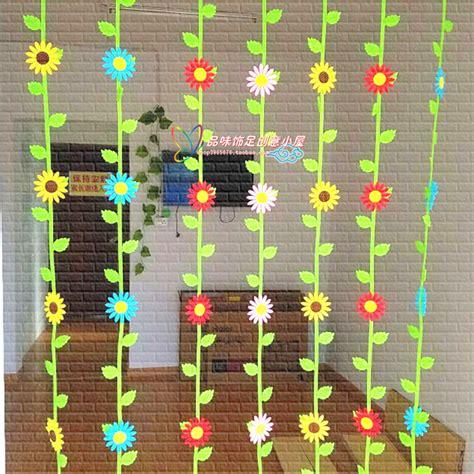 membuat hiasan dinding tk aliexpress com beli mall kelas tk ruang latar belakang tv