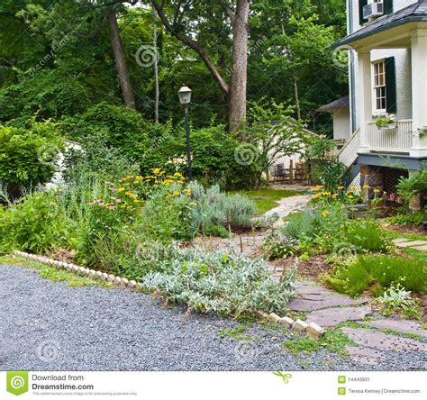 Garden Sanctuary by Sanctuary Garden Stock Image Image 14443931