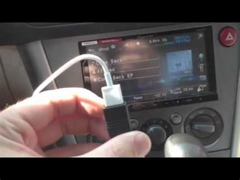 iphone 5 lightning connect review/ interfacing w/ car