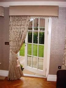 Patio Door Valance Ideas by Patio Door Curtains Door Styles