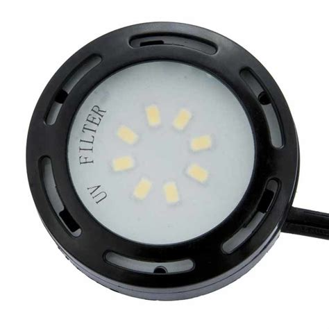 120v Led Single Puck Under Cabinet Light Kit Led Cph 120 120v Led Light