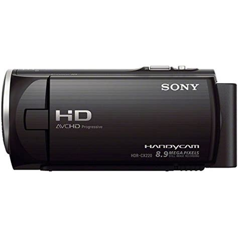 Memory Card Untuk Handycam Sony sony hdrcx405 handycam camcorder bundle with micro sd card battery and accessories 10 items