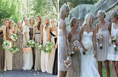 different color bridesmaid dresses bridesmaid dresses the bridal loft