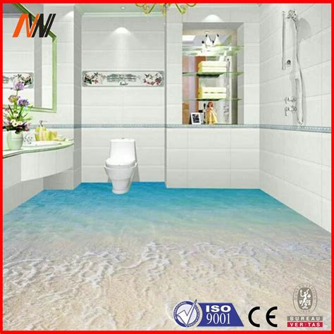 Bathroom Floor Tiles Price : Brilliant Green Bathroom