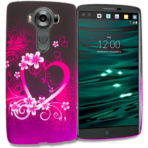 Lg Stylus 2 Future Armor Stand Soft Sarung Cover Belt Clip for lg v10 tpu design rubber soft skin silicone cover accessories ebay