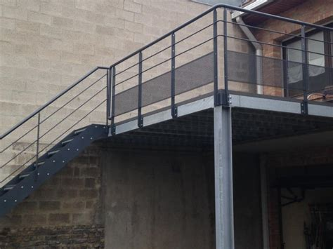 überdachung terrasse metall terrasse suspendue metal design 224 capelle la grande