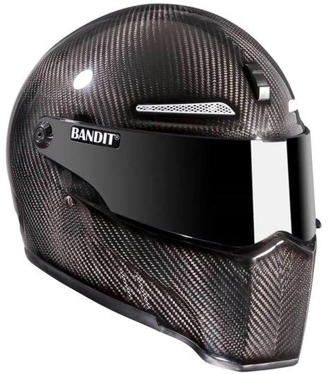 bandit alien ii carbon kask moto duenya