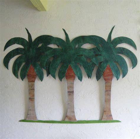 metal palm tree l article coconut palm tree oasis metal wall