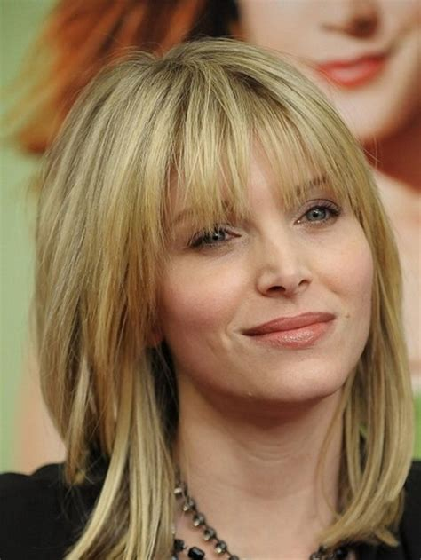 cute haircut with layers around face hairstyles for long cute medium haircuts with bangs