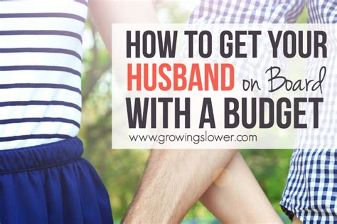 what to get your husband for family budget archives affording motherhood