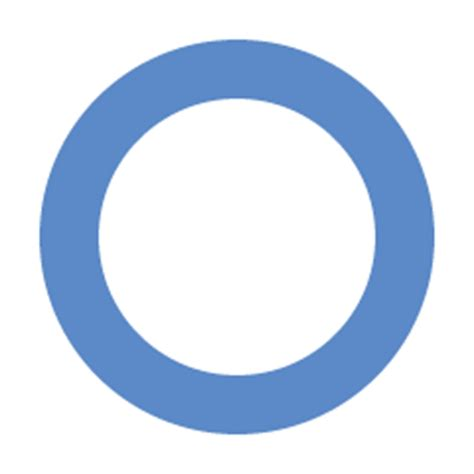 why is the symbol for diabetes a blue circle