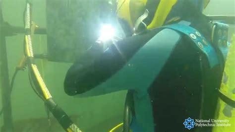 underwater welding school part i doovi