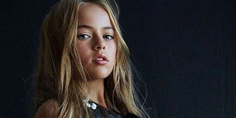 10 model kids with famous supermodel moms kristina pimenova lands major modelling contract at 10