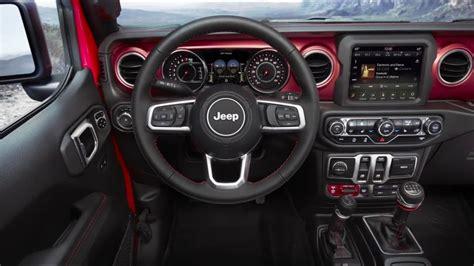 2018 jeep wrangler jl interior 2018 jeep wrangler jl interior design explained by