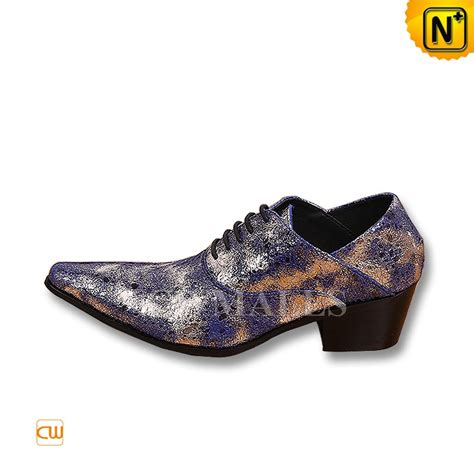 printed oxford shoes mens leather printed oxfords shoes cw752229
