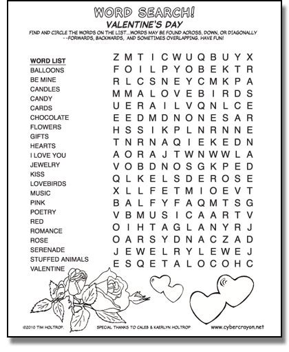 valentines day gifts for him word search puzzle book as valentines gifts for him valentines gifts for boyfriend or husband books cybercrayon net word search s day